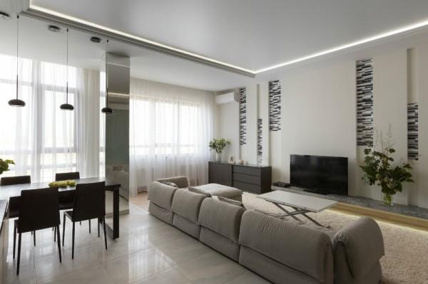Просторная трехкомнатная квартира (2)
