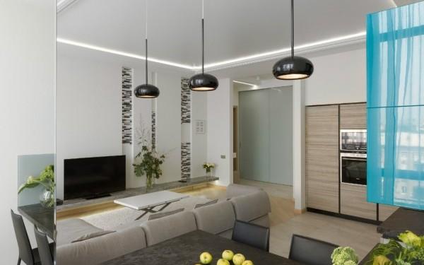 Просторная трехкомнатная квартира (5)