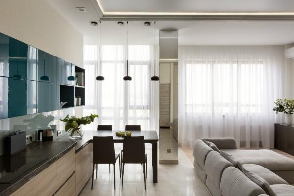 Просторная трехкомнатная квартира (6)