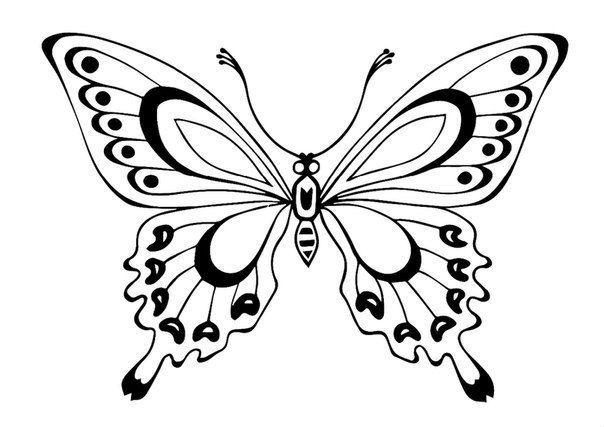 Babochki-na-stenu-----e`to-otlichnyiy-sposob-sozdat-vozdushnyiy-vesenniy-dekor-v-lyuboe-vremya-goda- 8