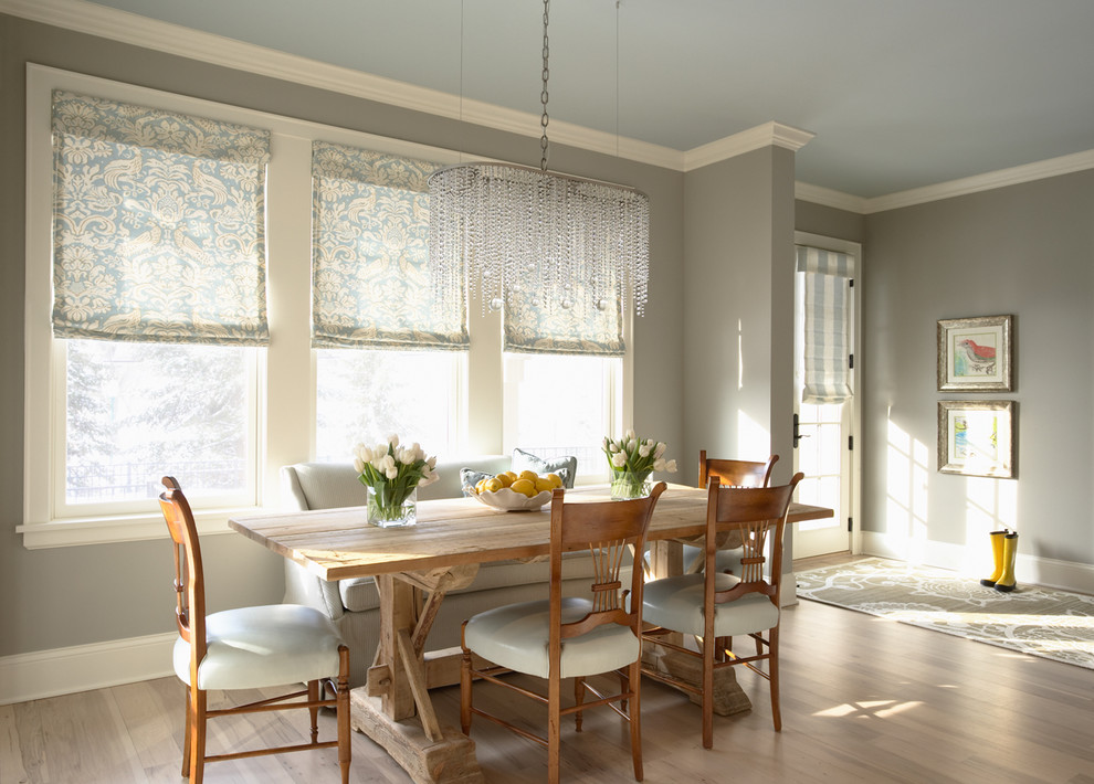 Dining room gray