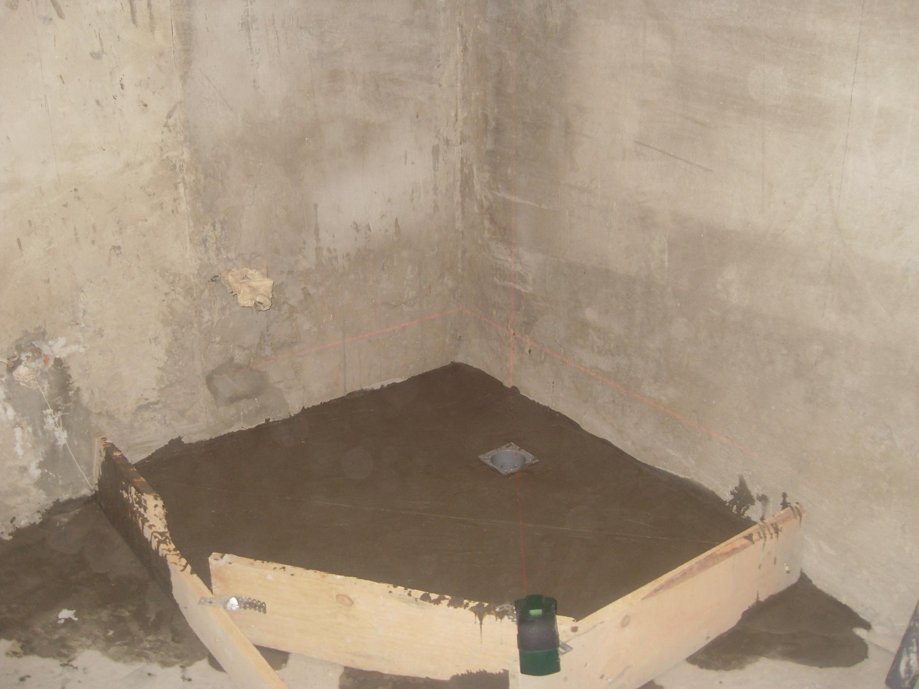 Как установить душевую кабину в деревянном доме 65