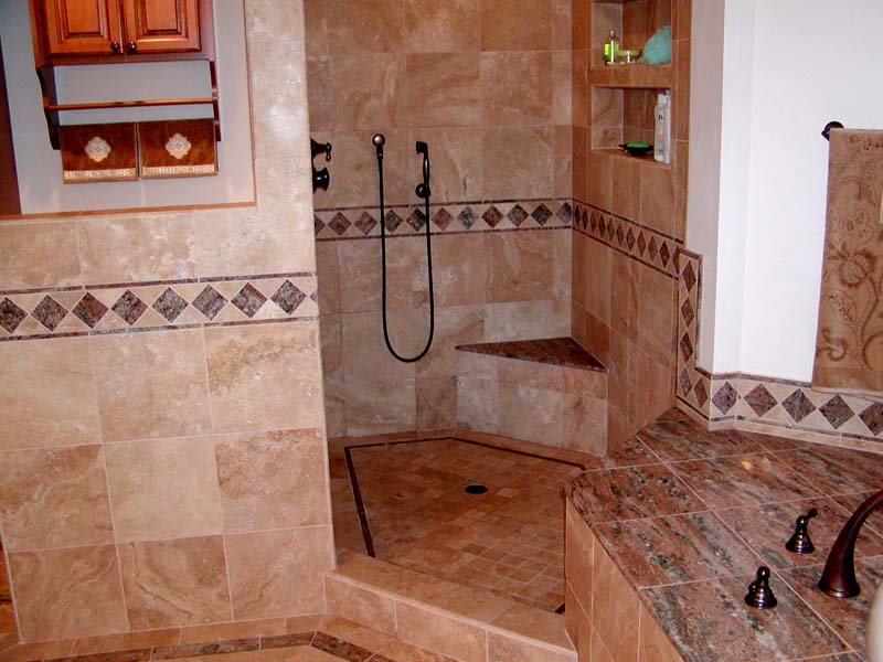 Bathroom shower remodel cost