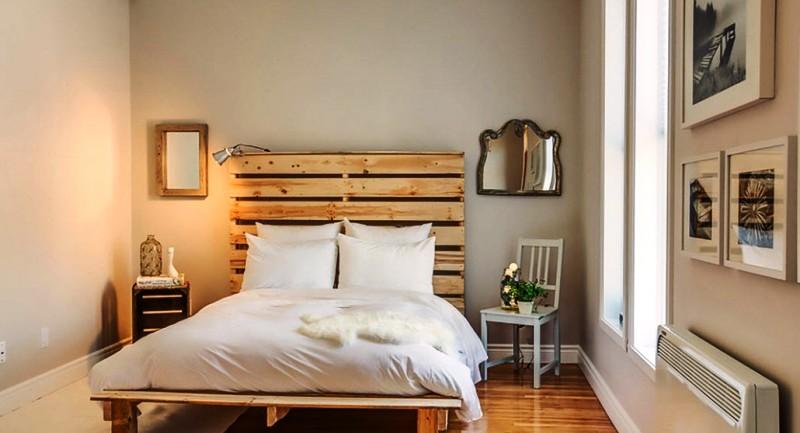 Деревянная кровать дизайн своими руками