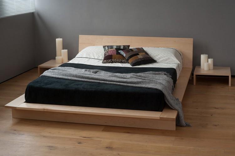 Большая деревянная кровать своими руками