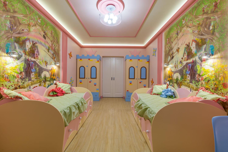 50 дизайнов детских комнат Универсальные варианты