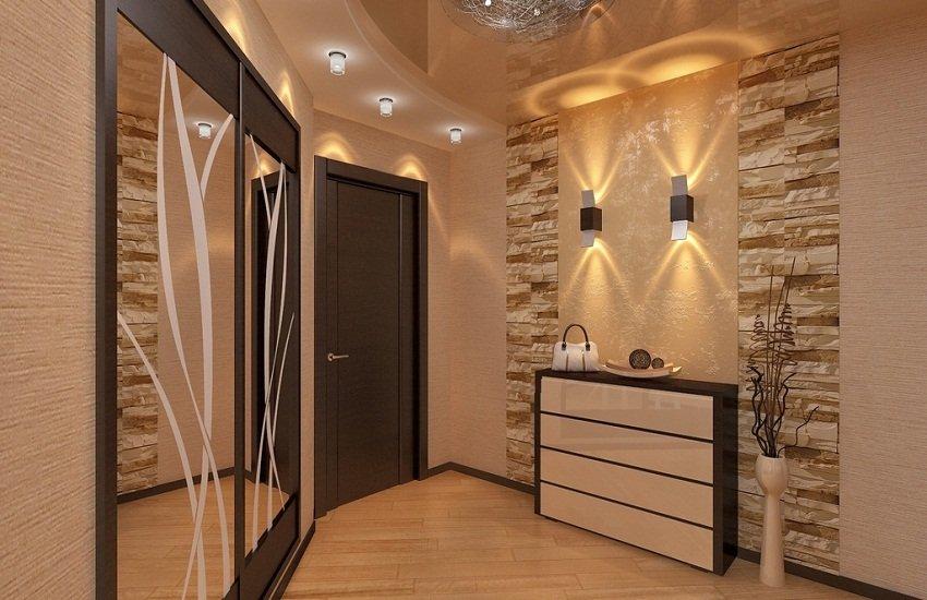 Remont-koridora-svoimi-rukami-----s-chego-nachat- 1