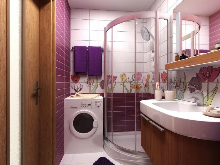 Небольшие ванные комнаты дизайн