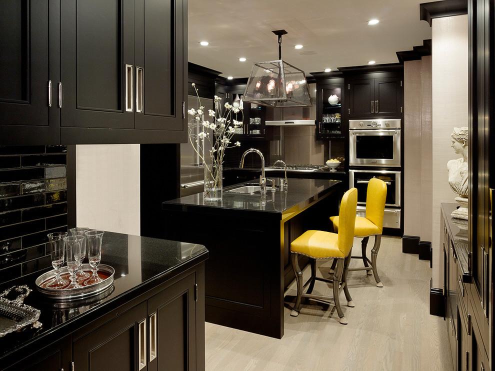 Интерьеры стильные кухни фото