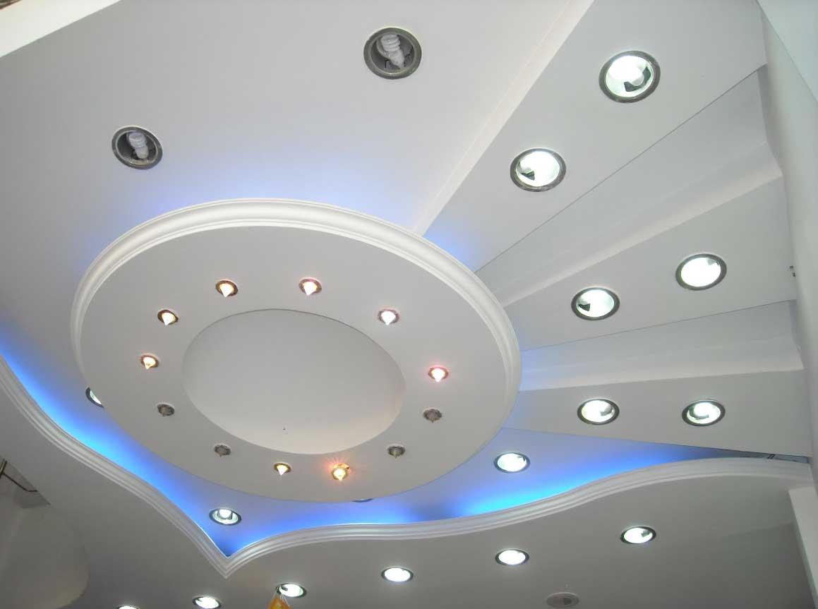 Многоуровневые потолки своими руками