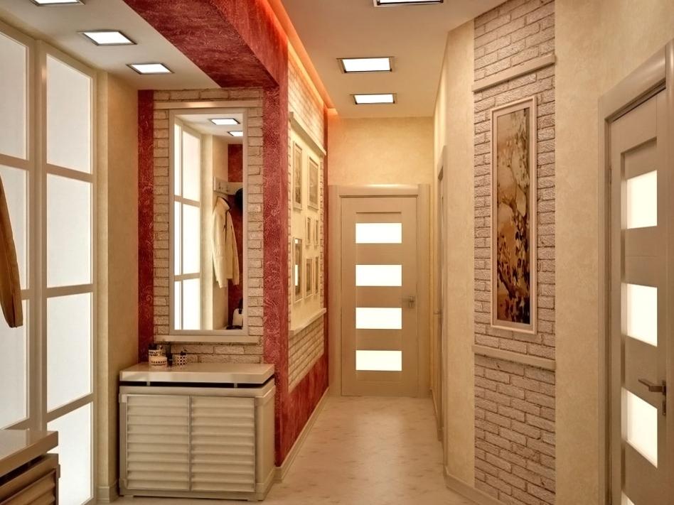Дизайн прихожие в панельном доме фото