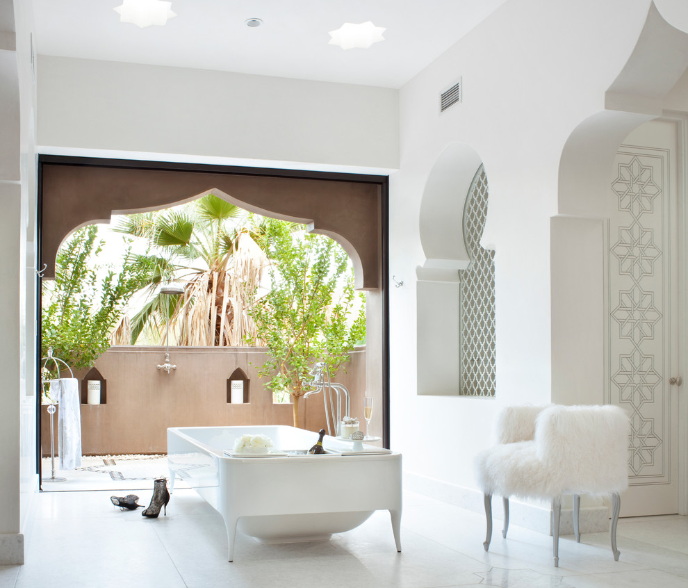 Moraccan Decor Kitchen Tiles Wall Style Moroccan Bedroom