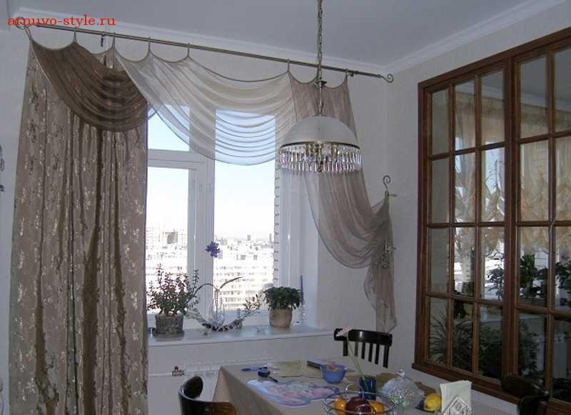 Oformlenie-okna-na-kuhne-svoimi-rukami-----sovetyi-spetsialistov 11