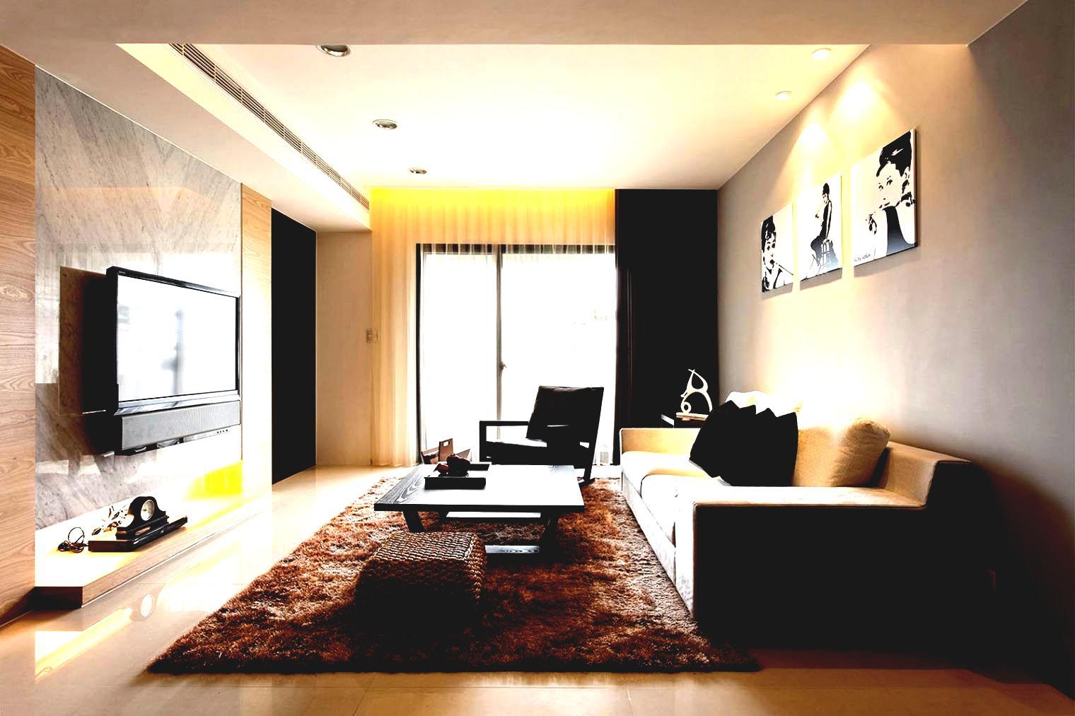 Дизайн спальни-гостиной фото 2015 современные идеи