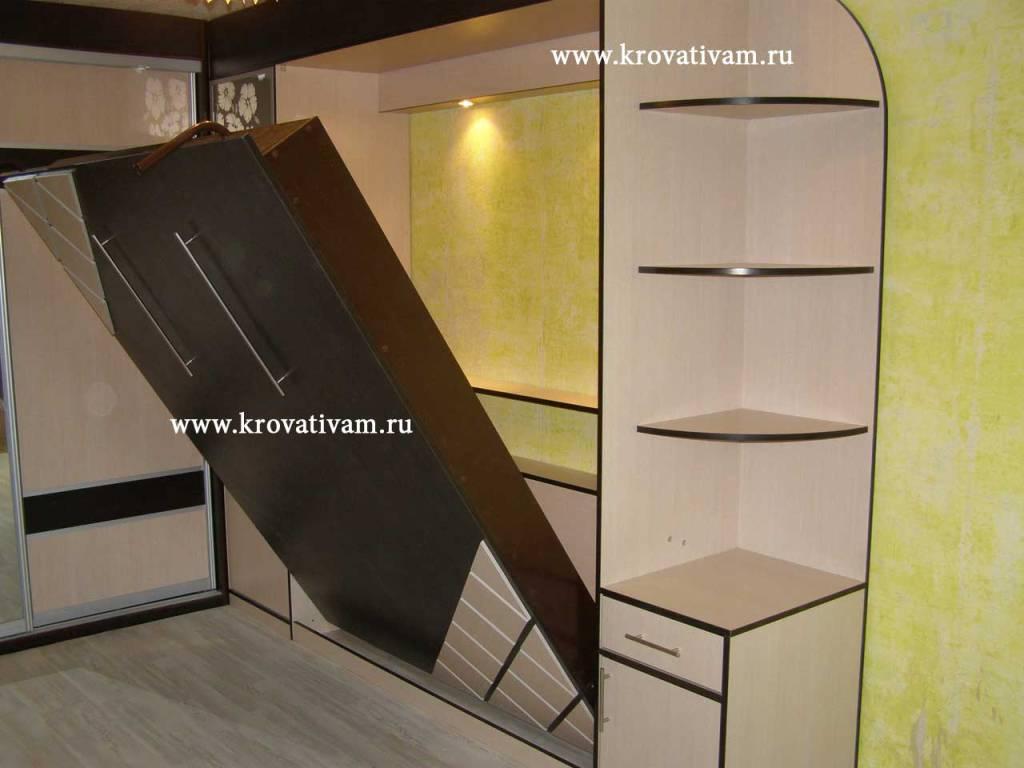 Otkidnaya-krovat--vstroennaya-v-shkaf-----innovatsii-v-interere 13
