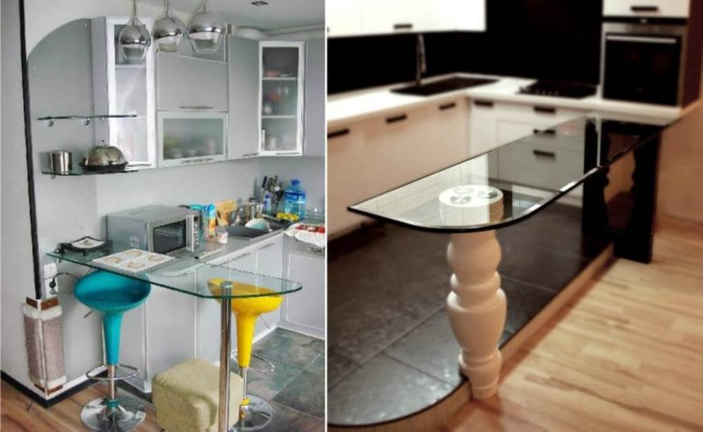 Барные стойки для кухни - фото и идеи современного дизайна и.