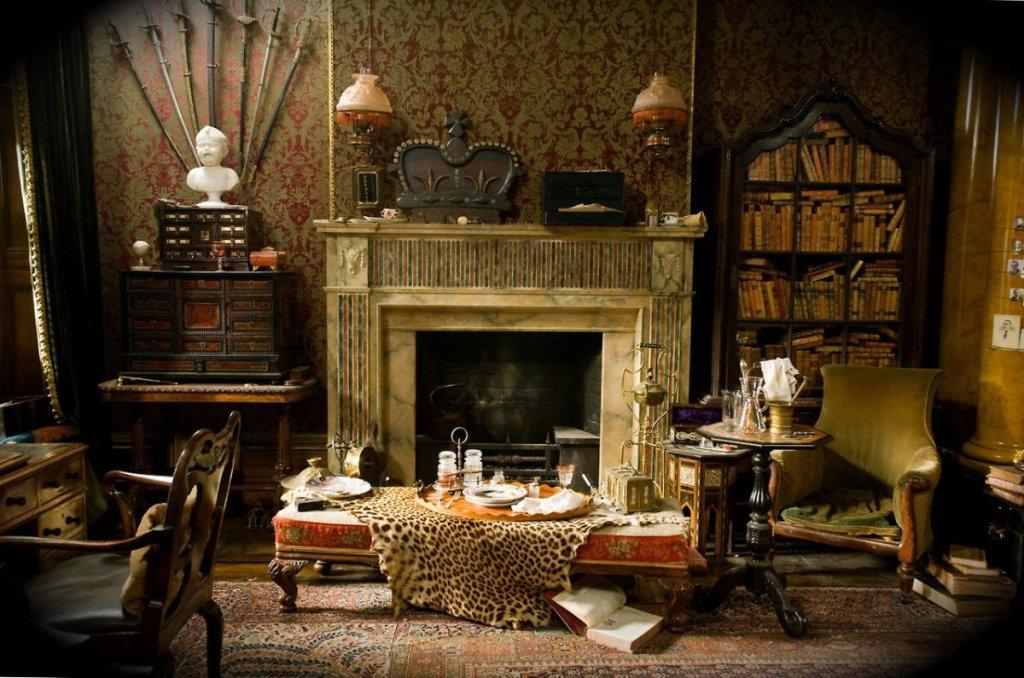 Viktorianskiy-stil-v-interere-----roskosh-na-grani-e`kstaza 4
