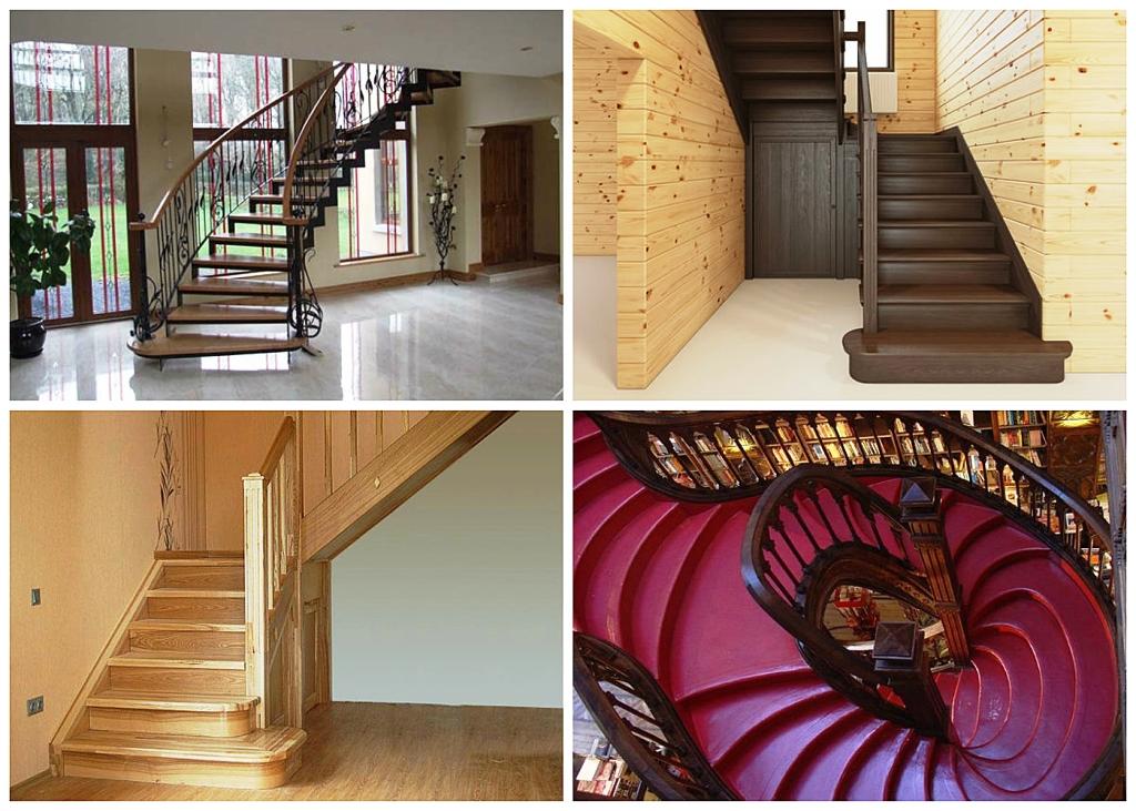 Лестниц в частном доме своими руками