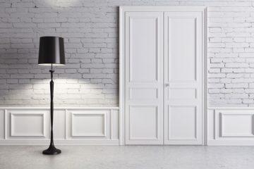 Belaya-dver-v-interere-----klassika-zhanra 1