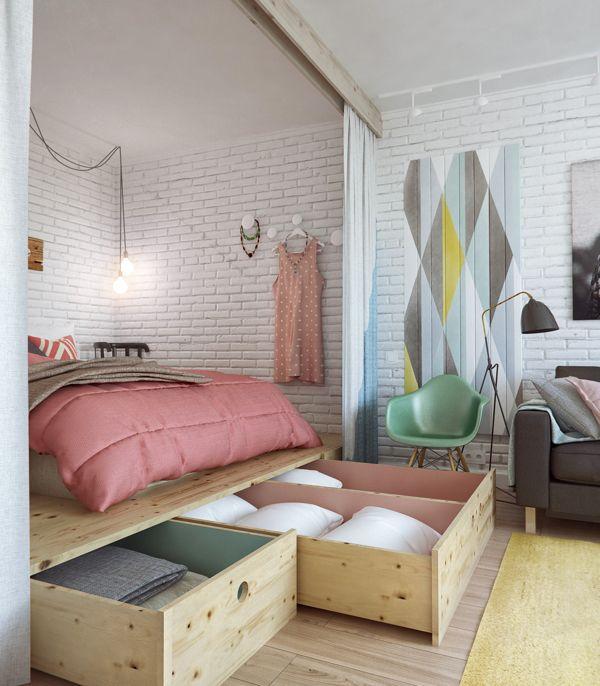 Oformlenie-spalni--12-idey-dlya-teh--kto-hochet-ratsionalno-organizovat-prostranstvo 7
