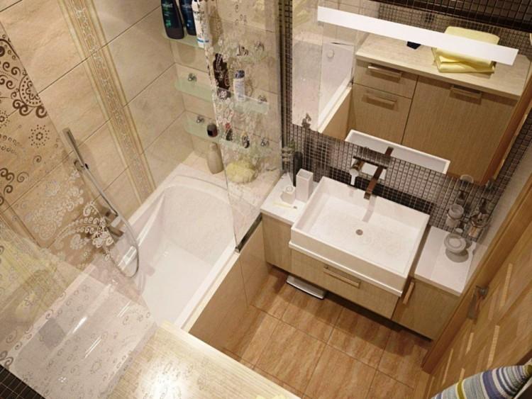 Маленькие ванные комнаты дизайн 6 кв м