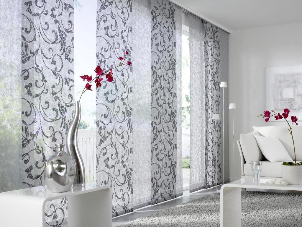 Красивые шторы в интерьере современных квартир
