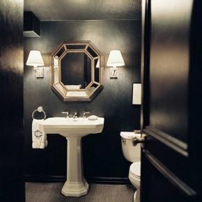 Дизайн ванной – фото 893