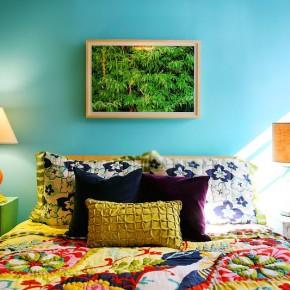 Дизайн интерьера спальни – фото 58