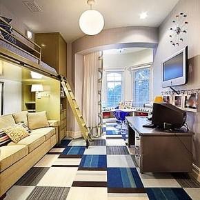 Детская комната – фото 864