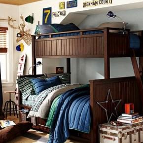 Детская комната – фото 862