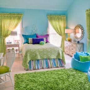 Проект спальной комнаты – фото 833
