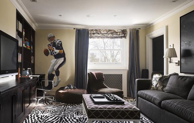 Подростковая комната с диваном