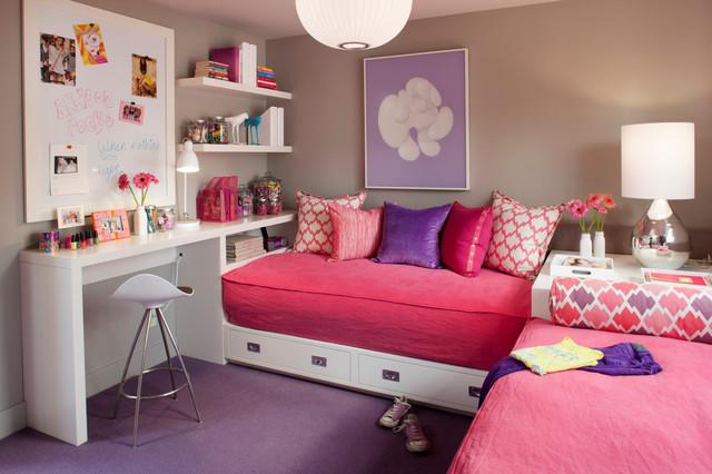 Комната для подростка - фото 17