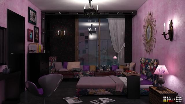 Комната для подростка - фото 25