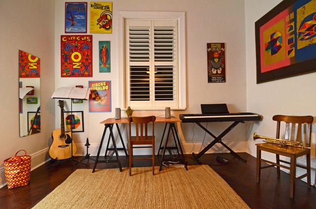 Дизайн комнаты подростка в испанском стиле