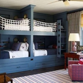 Детская комната – фото 77