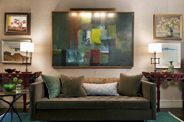Дизайн гостиной комнаты – фото примеры (16)