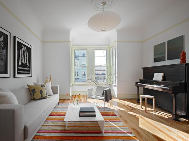 Дизайн гостиной комнаты – фото примеры (20)