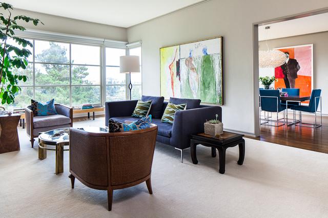 Дизайн гостиной комнаты – фото примеры (21)
