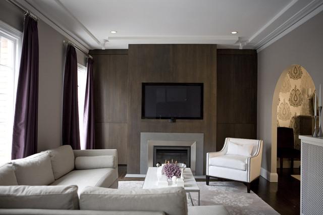Дизайн гостиной комнаты – фото примеры (22)
