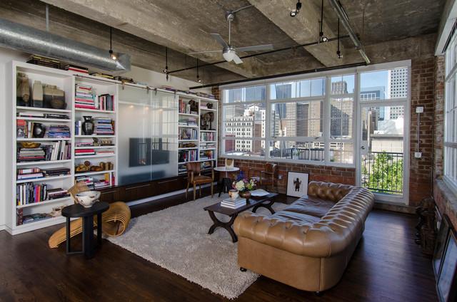 Дизайн гостиной комнаты – фото примеры (24)
