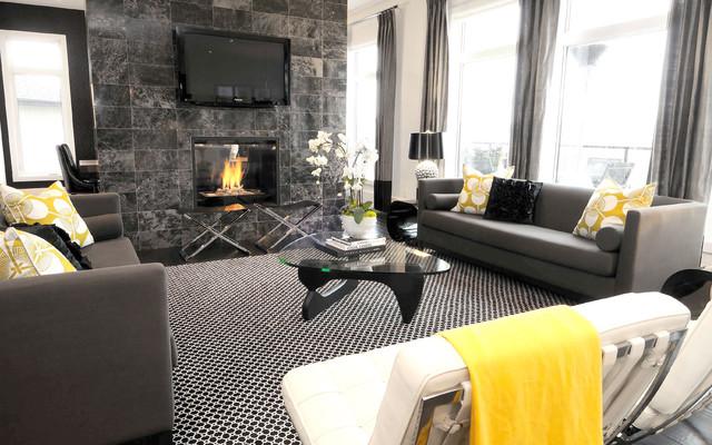Дизайн гостиной комнаты – фото примеры (25)
