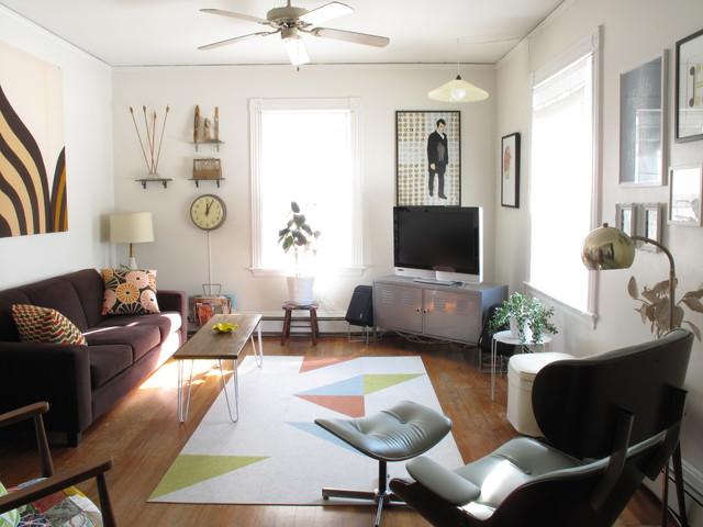 Дизайн гостиной комнаты – фото примеры (26)