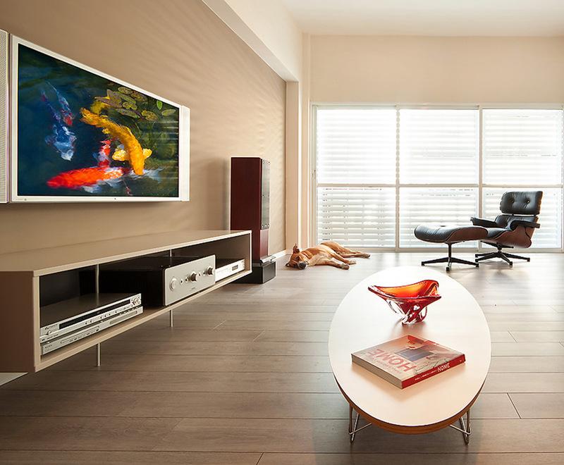 Дизайн гостиной комнаты – фото примеры (27)