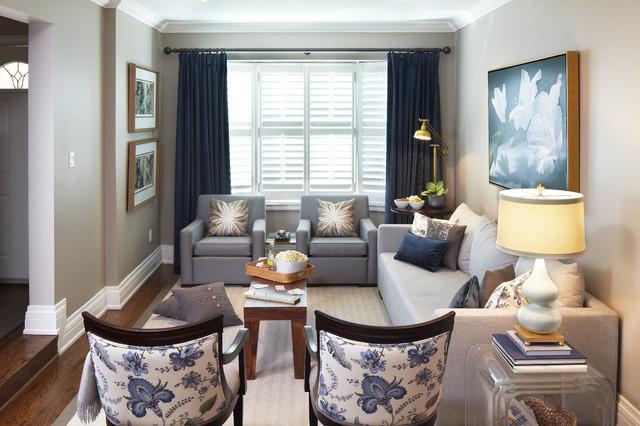 Дизайн гостиной комнаты – фото примеры (28)