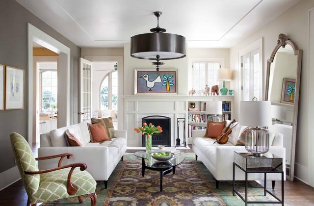Дизайн гостиной комнаты – фото примеры (29)