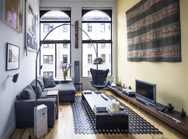 Дизайн гостиной комнаты – фото примеры (31)