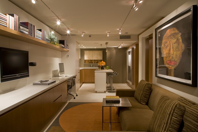 Дизайн гостиной комнаты – фото примеры (32)