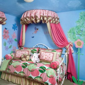 Ремонт в детской комната – фото 87