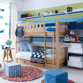 Планировка детской комнаты – фото 84